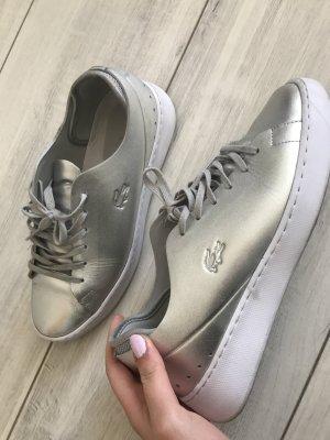 Lacoste Sneaker Silber