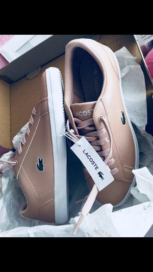 Lacoste Sneaker # Turnschuhe # bequem # gr 37,5 # NEU !