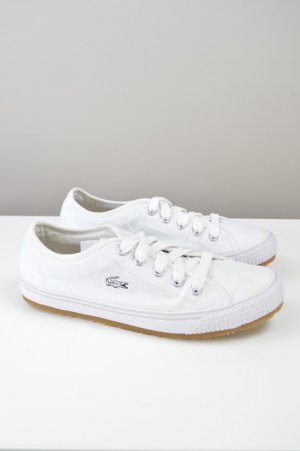 Lacoste Sneaker weiß Größe 37