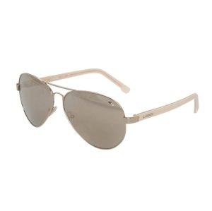 Lacoste Sonnenbrille Gold Beige