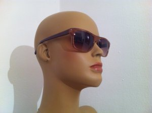 Lacoste Sonnenbrille Helles Burgundy mit Etui