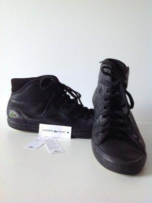 LACOSTE Sport Sneaker high -black Gr.DE 37,5 -Damen