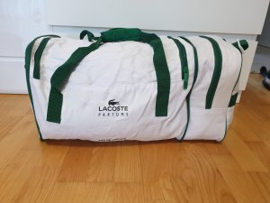 Lacoste Sports Bag white-green