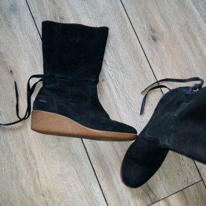 Lacoste Stiefel Leder