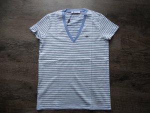 Lacoste T-Shirt Damen Gr. 36 NEU