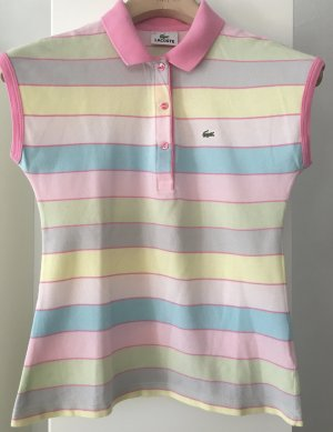 Lacoste Polo multicolore coton