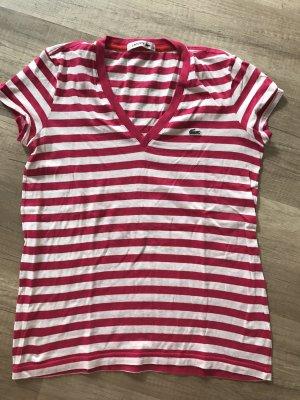 Lacoste T-Shirt gestreift