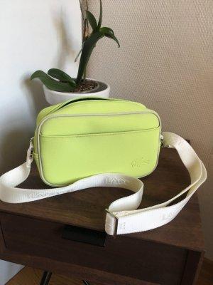 Lacoste Tasche neongrün