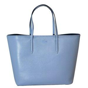 Lacoste Tasche, Tasche, Leder, Himmelblau