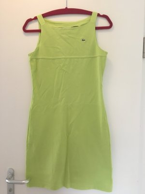 Lacoste Tenniskleid, grün, Größe 38
