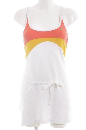 Lacoste Trägerkleid mehrfarbig Skater-Look