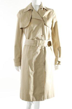 Lacoste Trenchcoat beige minimalistischer Stil