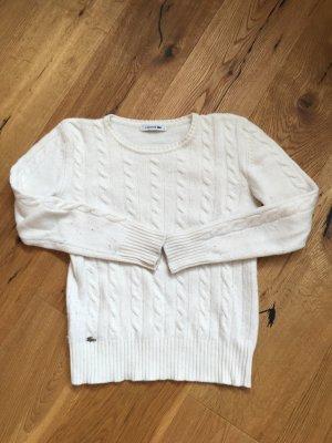 Lacoste Woll / Kaschmir Pulli in Größe 40