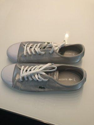 Lacoste Ziane Sneaker silber Gr.38 neu