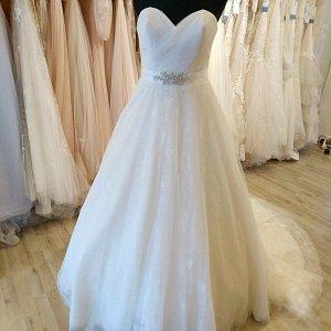 Wedding Dress cream