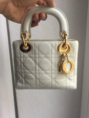 Lady Dior Mini Lamm Leder inkl. Rechnung