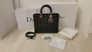 Lady Dior Tasche  -  mit OVP + Rechnung   - wie neu