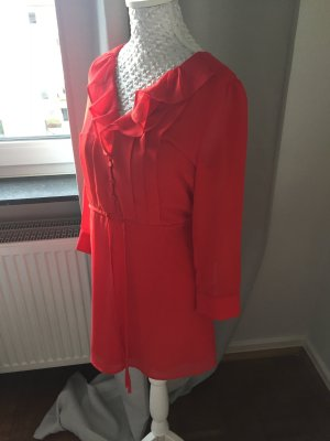 Lady in Red - Rotes Sommerkleid