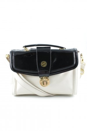 Ladystar by daniela katzenberger Carry Bag black-cream color blocking elegant