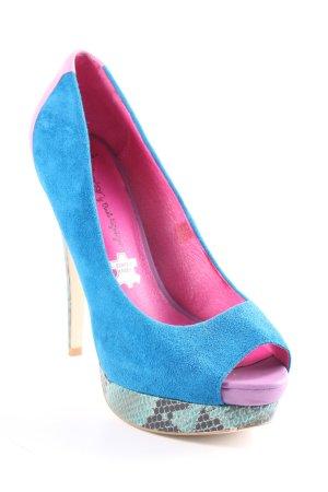 Ladystar by daniela katzenberger High Heels mehrfarbig Party-Look