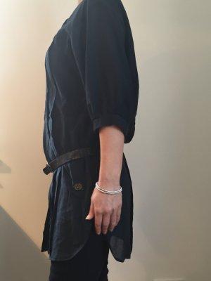 Länge Bluse von Thomas Burberry Größe S