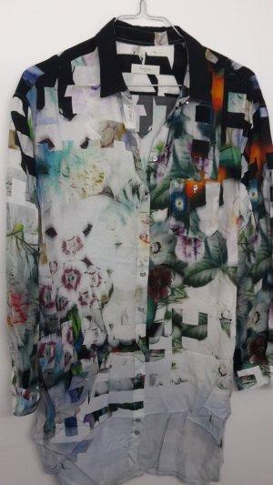 Länger geschnittene Viscose Bluse von Paul Smith