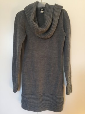 H&M Pull long gris