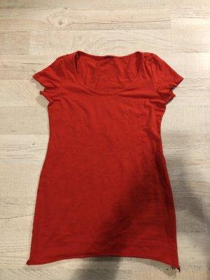 Zara Camisa larga multicolor