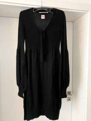 Nolita Woolen Dress black