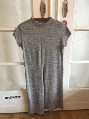 Längeres Shirt mit Schlitz
