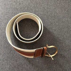 Lässig-Eleganter Gürtel von Salvatore Ferragamp | Länge: 90 cm