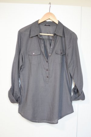 Lässig geschnittenes Hemd