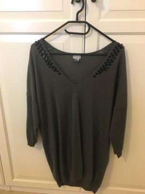 H&M V-Neck Sweater khaki