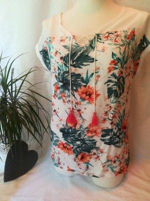 Lässig sommerliche Shirt-Bluse