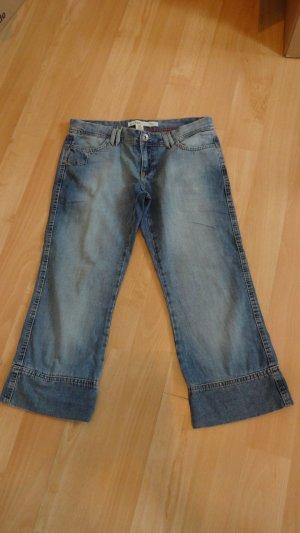 lässige 3/4-Jeans von Eckored