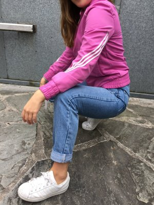 Lässige Adidas Sportjacke