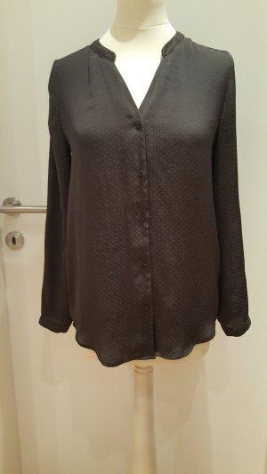 H&M Camisa de mujer gris pizarra