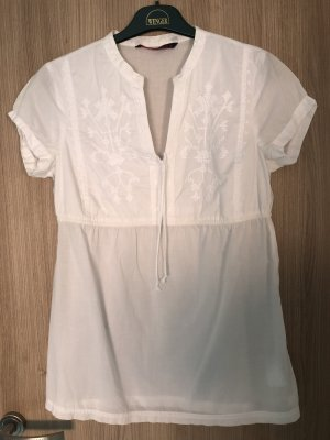 Lässige Bluse weiß