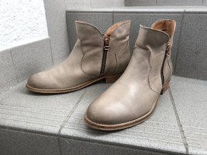 Apple of eden Chelsea Boot gris clair-or rose cuir