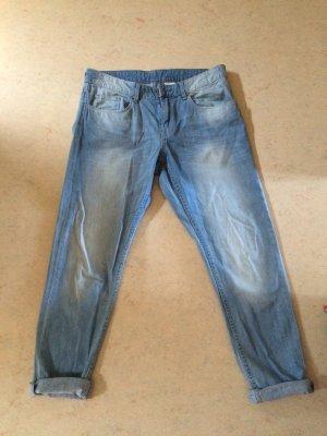 Lässige Boyfriend Jeans