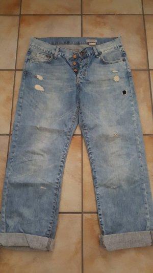 lässige Boyfriend-Jeans von H&M, W28