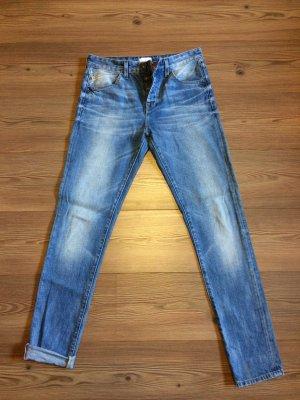 Lässige Boyfriend / Surferstyle Damen Jeans von Quiksilver