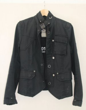 Lässige G-Star Raw Jacke schwarz