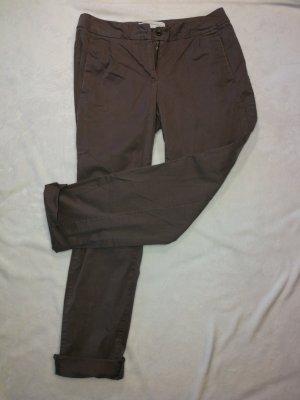 Lilienfels Pantalón tobillero gris oscuro