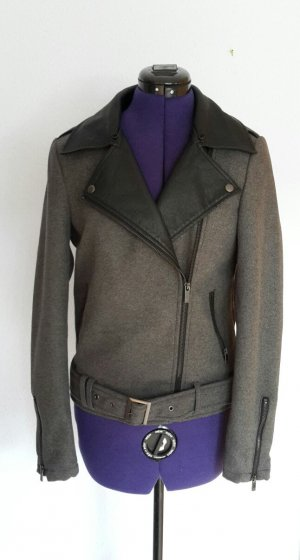 Amisu Biker Jacket anthracite