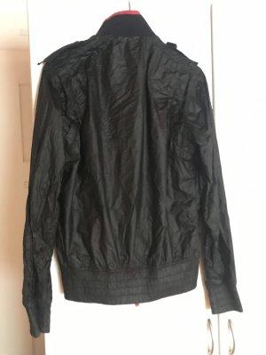 Sfera Chaqueta de motociclista negro-rojo