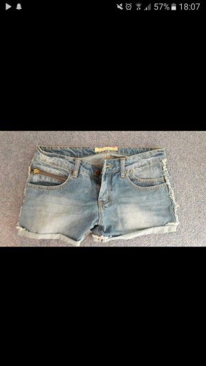 Lässige Jeans Hotpants