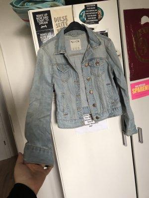 Lässige Jeans-Jacke