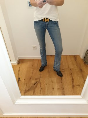 Closed Low Rise jeans blauw