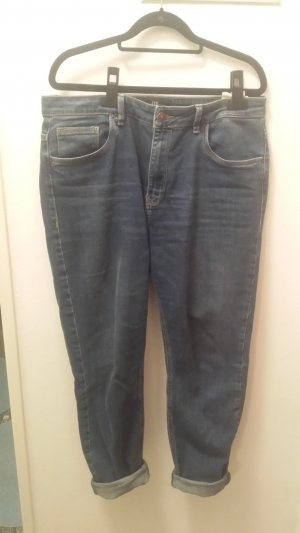 LTB Hoge taille jeans blauw